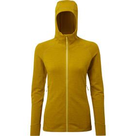 Rab Nexus Jacket Women dark sulphur